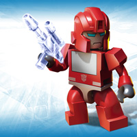 KRE-O TRANSFORMERS KREON IRONHIDE Wallpaper