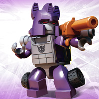KRE-O TRANSFORMERS KREON MICRO-CHANGERS GALVATRON Wallpape