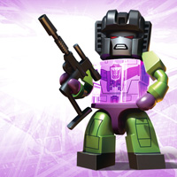KRE-O TRANSFORMERS KREON CONSTRUCTICON DEVASTATOR Wallpaper