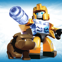 KRE-O TRANSFORMERS KREON BUMBLEBEE Wallpaper