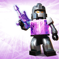 KRE-O TRANSFORMERS KREON BARRICADE Wallpaper