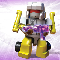 KRE-O TRANSFORMERS KREON MICRO-CHANGERS CRANKSTART Wallpaper
