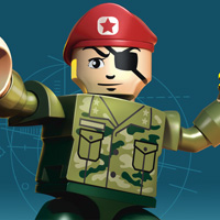 KRE-O BATTLESHIP: Colonel Beret Wallpaper