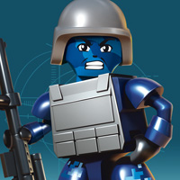 KRE-O BATTLESHIP: Mission Soldier Wallpaper