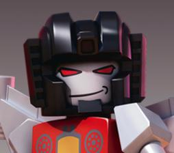 KRE-O Wallpaper Starscream