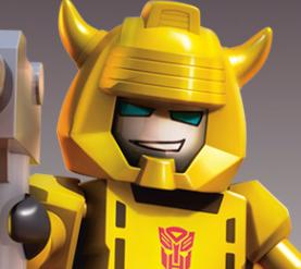 KRE-O Wallpaper Bumblebee