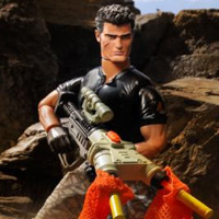 Action Man Wallpaper