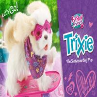 FurReal Friends Trixie Wallpaper