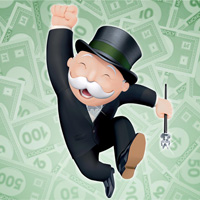 Monopoly Wallpaper: MR MONOPOLY