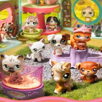 Littlest Pet Shop Wallpaper