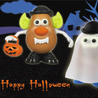 MR. POTATO HEAD Halloween Wallpaper