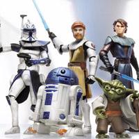 Star Wars - Clone Wars - taustakuva