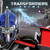 TRANSFORMERS - Fonds d'écran PC - Optimus Prime