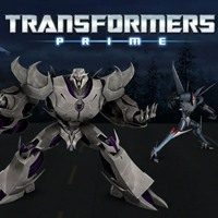 TRANSFORMERS - Fonds d'écran PC - Megatron