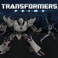 TRANSFORMERS - Fonds d'écran PC - Megatron