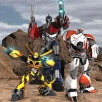 TRANSFORMERS - Fond d'écran Smartphone - Robots Autobots