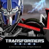 TRANSFORMERS - Fond d'ecran Smartphone - Optimus Prime
