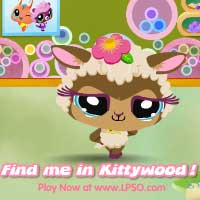 Littlest Pet Shop Online Kittywood Screensavers Woolma