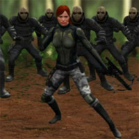 G.I. JOE OPERATION H.I.S.S. - SCARLETT