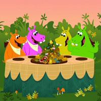 ELEFUN & FRIENDS - Gobble It Up