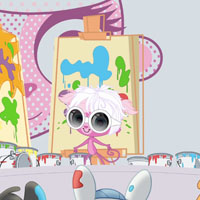 LITTLEST PET SHOP TV Show - Meet Minka Mark