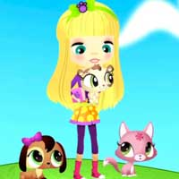 LITTLEST PET SHOP Hamster Playground Webisode