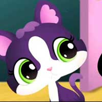 LITTLEST PET SHOP Meow Manor Webisode