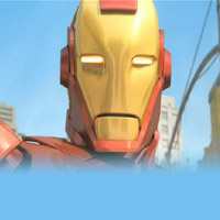 Iron Man's Adventure 1