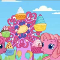 MY LITTLE PONY - Pinkie Pie's Ferris Wheel Webisode