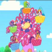 MY LITTLE PONY - La Aventura En La Rueda De La Fortuna De Pinkie Pie Webisode
