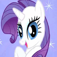 MLP Webisode 3 Rarity