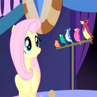MY LITTLE PONY - Webisode 6 Fluttershy