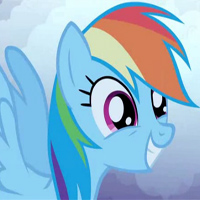 MY LITTLE PONY - Webisode 7 Rainbow Dash