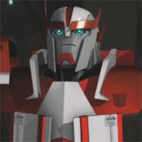 TRANSFORMERS PRIME  - Megatron's Mad Plan - Clip