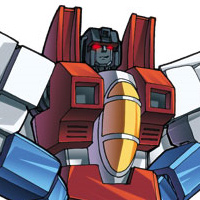TRANSFORMERS Hall of Fame STARSCREAM