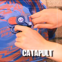 Beyblade XTS Tips: Catapult Launch