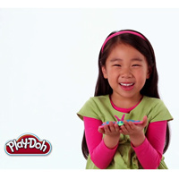 PLAY-DOH - Apprends à créer un papillon !