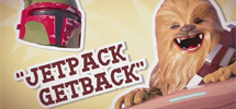 STAR WARS Fighter Podcast - Jetpack Getback