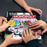 U-BUILD MONOPOLY Commercial