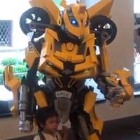 BotCon 2011:  Behind the scenes with TRANSFORMERS PRIME