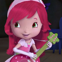 Music Video: Never Say Never Strawberry Shortcake