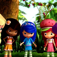 Music Video: We're All Stars Strawberry Shortcake