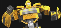 KRE-O BUMBLEBEE - Digital Build Video