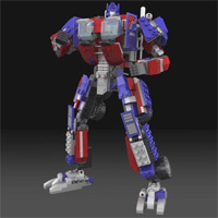 KRE-O OPTIMUS PRIME - Digital Build Video