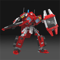 KRE-O SENTINEL PRIME - Digital Build Video