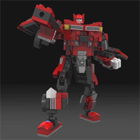 KRE-O SIDESWIPE - Digital Build Video