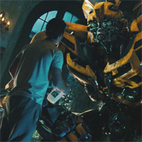 TRANSFORMERS Dark of the Moon Movie Trailer: Cover Up