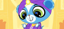 LITTLEST PET SHOP TV Show Clip - Lights Camera Mongoose