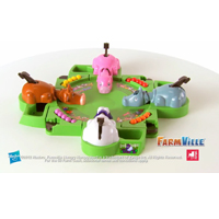 Product Demonstration - FARMVILLE ZYNGA HUNGRY HUNGRY HERD Game