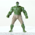 MARVEL THE AVENGERS GAMMA STRIKE HULK Figure Demo